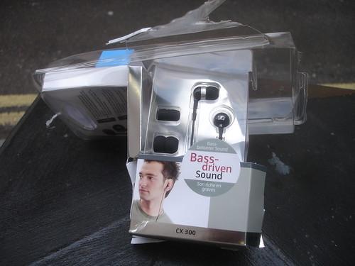 packaging headphones sennheiser