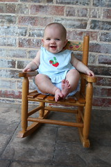 Chelsea - Rocking Chair - 6 months