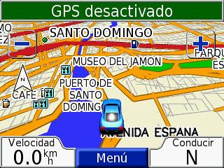 primer gps dominicano
