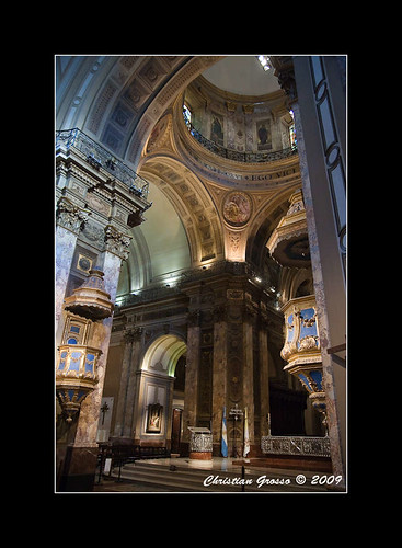 "Catedral de Buenos Aires • <a style=""font-size:0.8em;"" href=""http://www.flickr.com/photos/20681585@N05/3414092893/"" target=""_blank"">View on Flickr</a>"