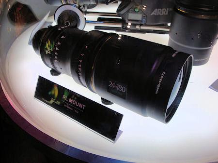 FUJINON PL Mount Zoom Lenses