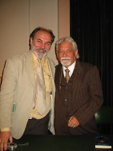 Pablo Armando Fernandez y Tarik Gunersel