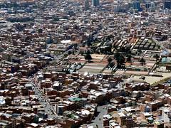 Ciudad de Nuestra Señora de La Paz - Bolivia