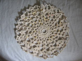 FO - Small Shell Doily1