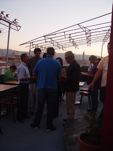La Casa del Tunels rooftop cafe