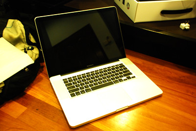 There you go! The MacBook Pro!!