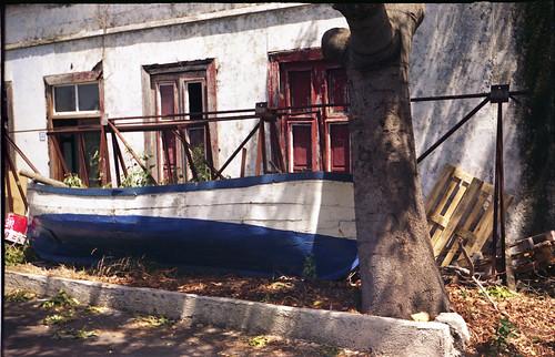 [SMENA SYMBOL] Lost boat