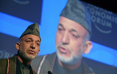 Hamid Karzai - World Economic Forum Annual Mee...