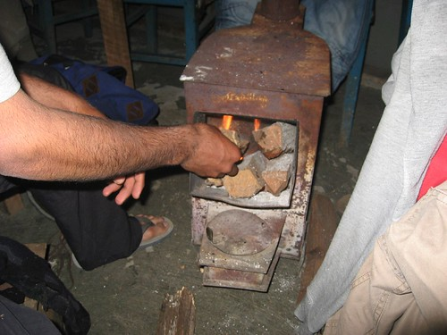Nepali clothes dryer