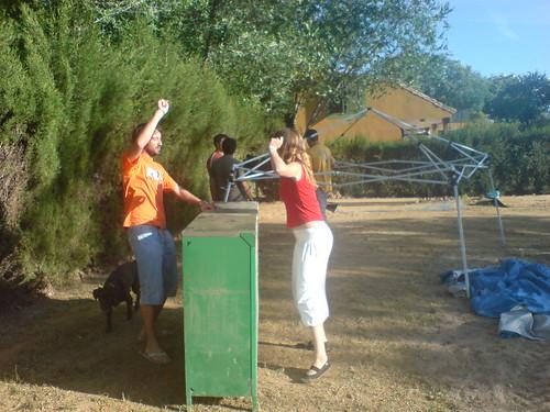 Nuevos preparativos en la Finca Los pinos (by Barha Party)