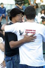 Visita do Mestre Shacon ao Alves Cruz em 2008