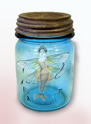 Dreams Captured In Jars - Noelle Hunt