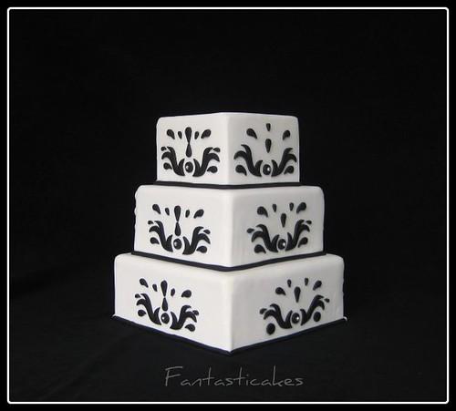 3934613110 7ebd141c9a Baú de ideias: Decoração de casamento preto e branco