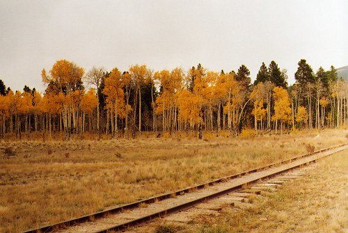 Kenosha Pass, Mountains, Railroads and Cowboy Hats