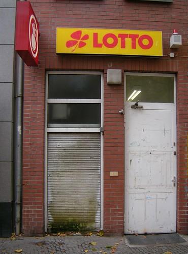Lotto lohnt nicht