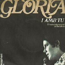 GLORIA - I AMB TU