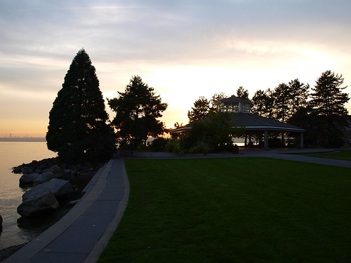 Kirkland Marina on Sept 30th 2009