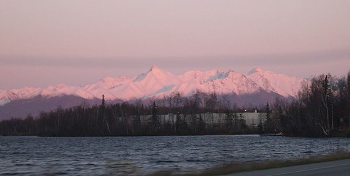 Wasilla WA Mountain Views