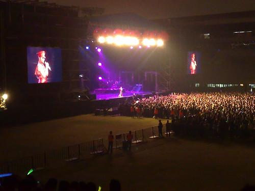 2008/12/04 Kylie Minogue X Tour 2008 Taipei concert