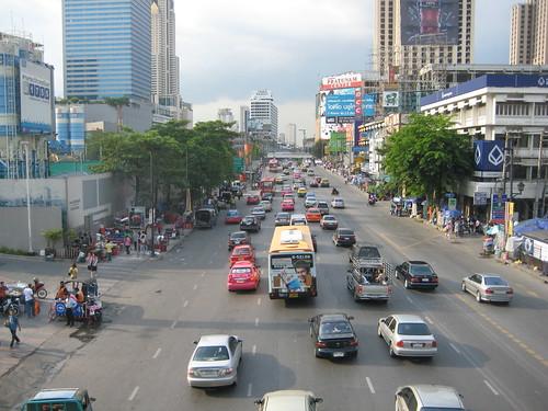 Bangkok's Streets