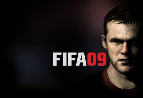 rooney fifa 2009 logo