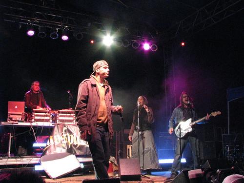 Atmosphere @ Monolith Festival, Red Rocks 09/13/08