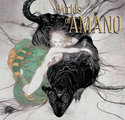 The Worlds Of Amano