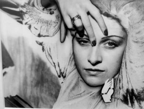 Dora Maar by Man Ray