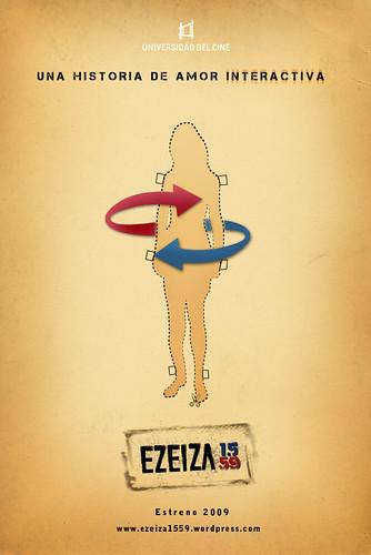 Ezeiza 15 59 Teaser Poster