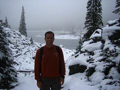 Me at Lava Lake.