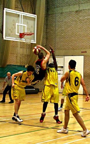 Men's Basketball vs. Chester, photo by Alexandru Hristea, 19.11 (4)