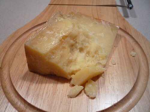 Cabot Creamery and Jasper Hill Farms cave-aged clothbound cheddar