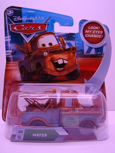 Disney CARS Lenticular Mater