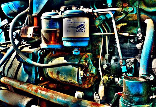 engine by eye d