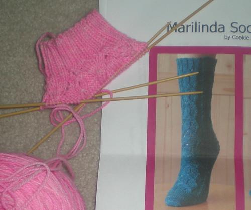 Socks for B