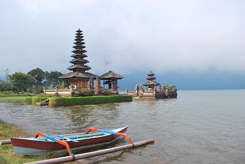 Pura Ulun Danu at Bedugul