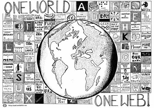 One world, one web