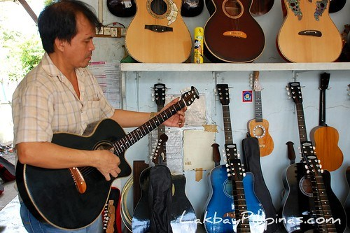 Cebu Guitar Factory - Cebu Guitar Master