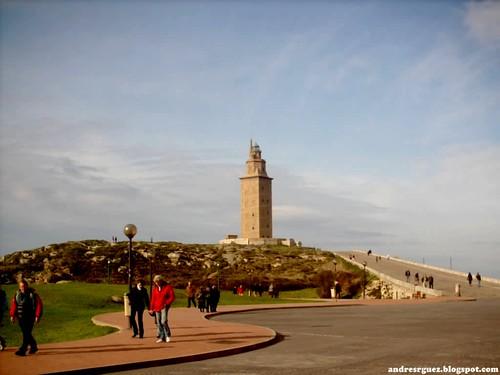 Torre de Hércules. Coruña