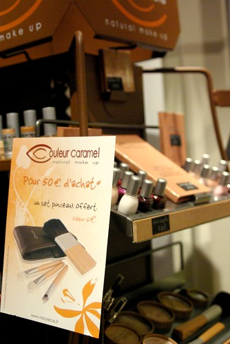 TEMOA - Maquillages Couleur Caramel naturels et bio