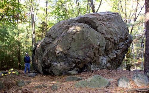 Stickneys Boulder