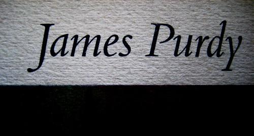 James Purdy, Palazzo del Sogno; Einaudi 1960: cop. (part.), 1