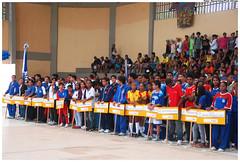 Abertura dos Jogos Participativos das Escolas de Olinda 2009. Foto: Passarinho/Pref.Olinda