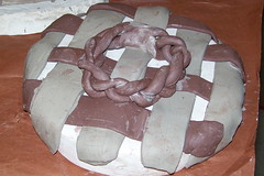 Ceramics Made in Feb 2008