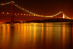 Ponte 25 de Abril, Santo Amaro, Lisbon(Not the Golden Gate)