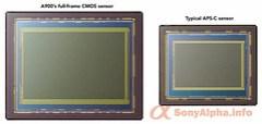 Sony Alpha a900 Full Frame Unveiled