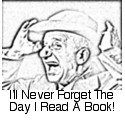 I'll Never Forget The Day I Read A Book!