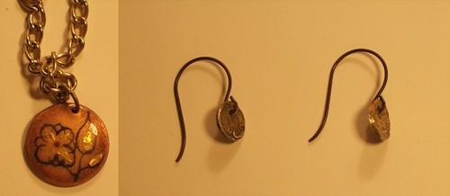 Earring & Bracelet