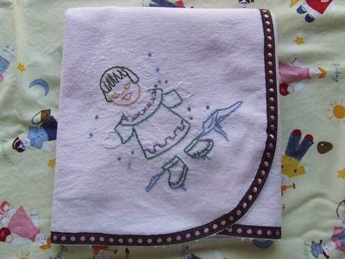 eskimo blanket