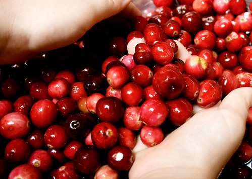 Cranberry Hands